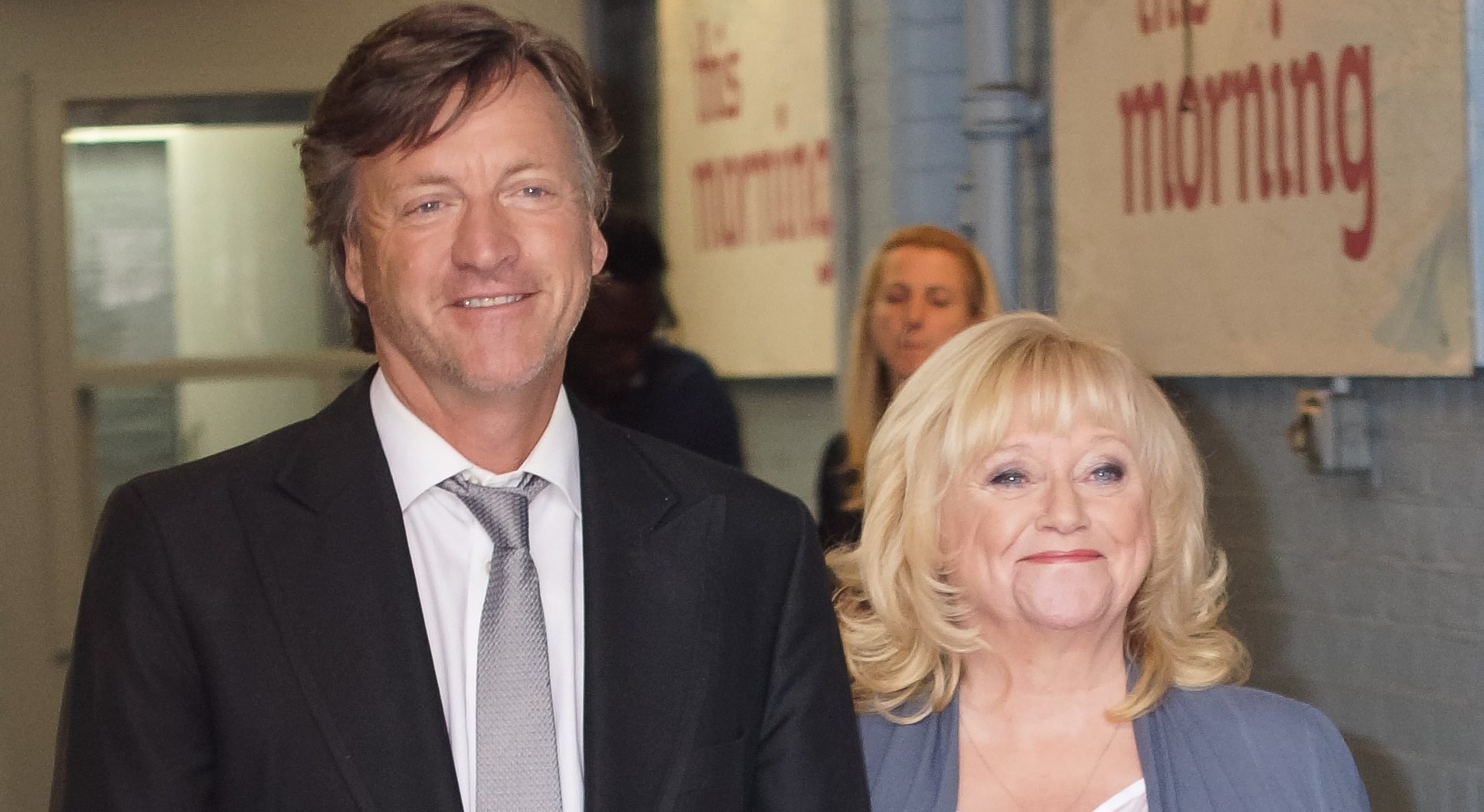 Loose Women star reveals why Richard & Judy thanked her for eavesdropping