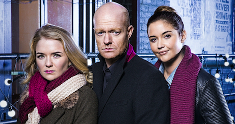 EastEnders scheduled against TV favourite in Christmas Day ratings battle