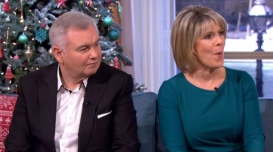Eamonn Holmes makes shock comment about Strictly Come Dancing