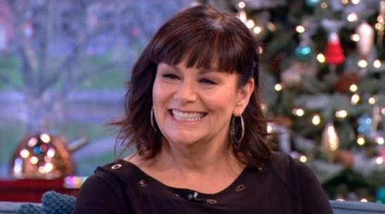 Dawn French reveals her very naughty New Year's resolution