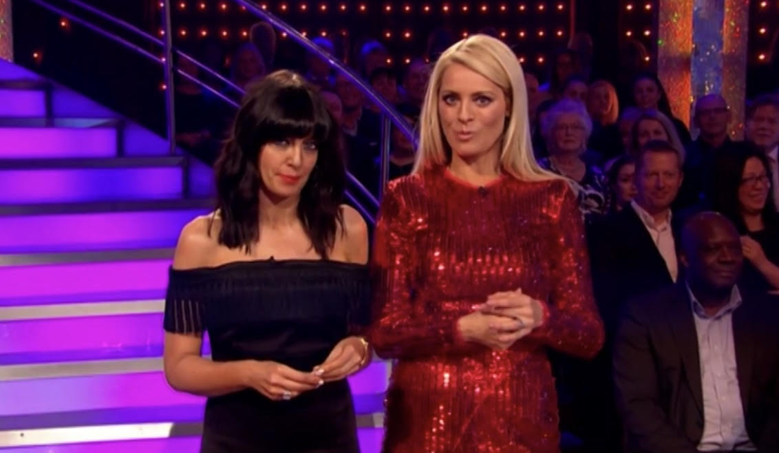 Strictly hosts appear to confirm Mollie and AJ are dating