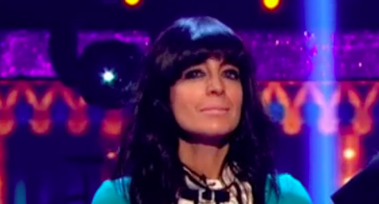 Strictly Come Dancing fans ask why Claudia Winkleman has come dressed as a can of beans