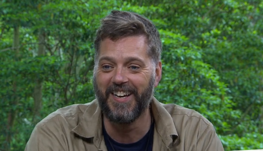 A big difference in Iain Lee's I'm A Celeb exit has viewers in stitches