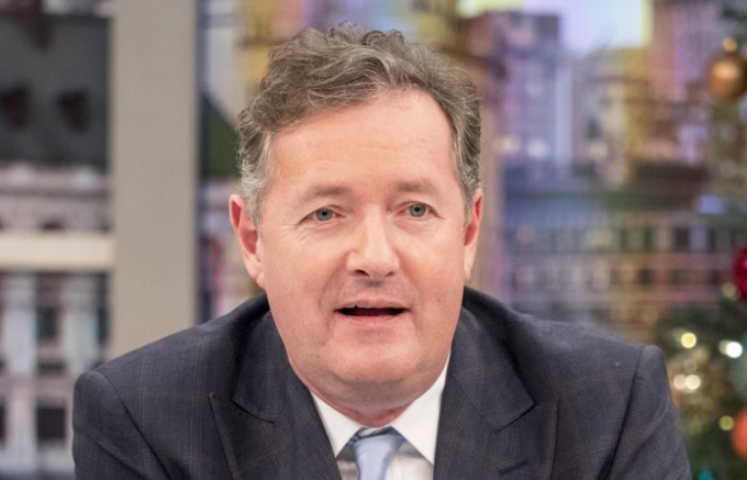 Piers Morgan 'saved from cancer' by viewer who spotted something odd
