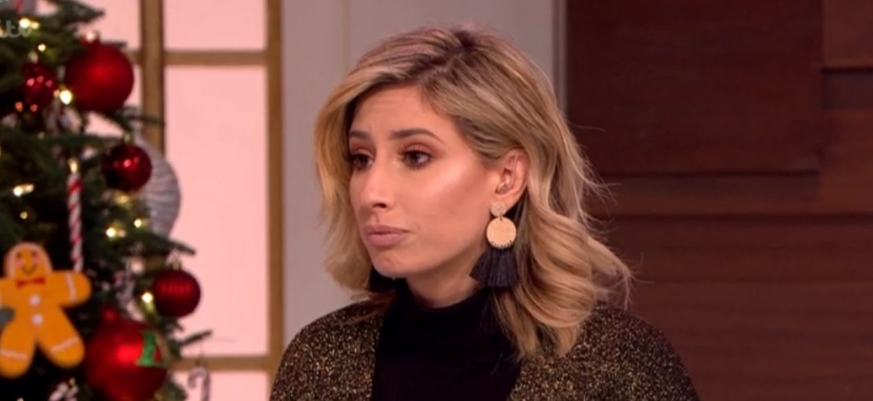 Stacey Solomon reveals what's in store for Toff after I'm A Celeb win