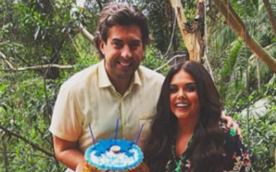 James Argent responds to rumours of a romance with Scarlett Moffatt
