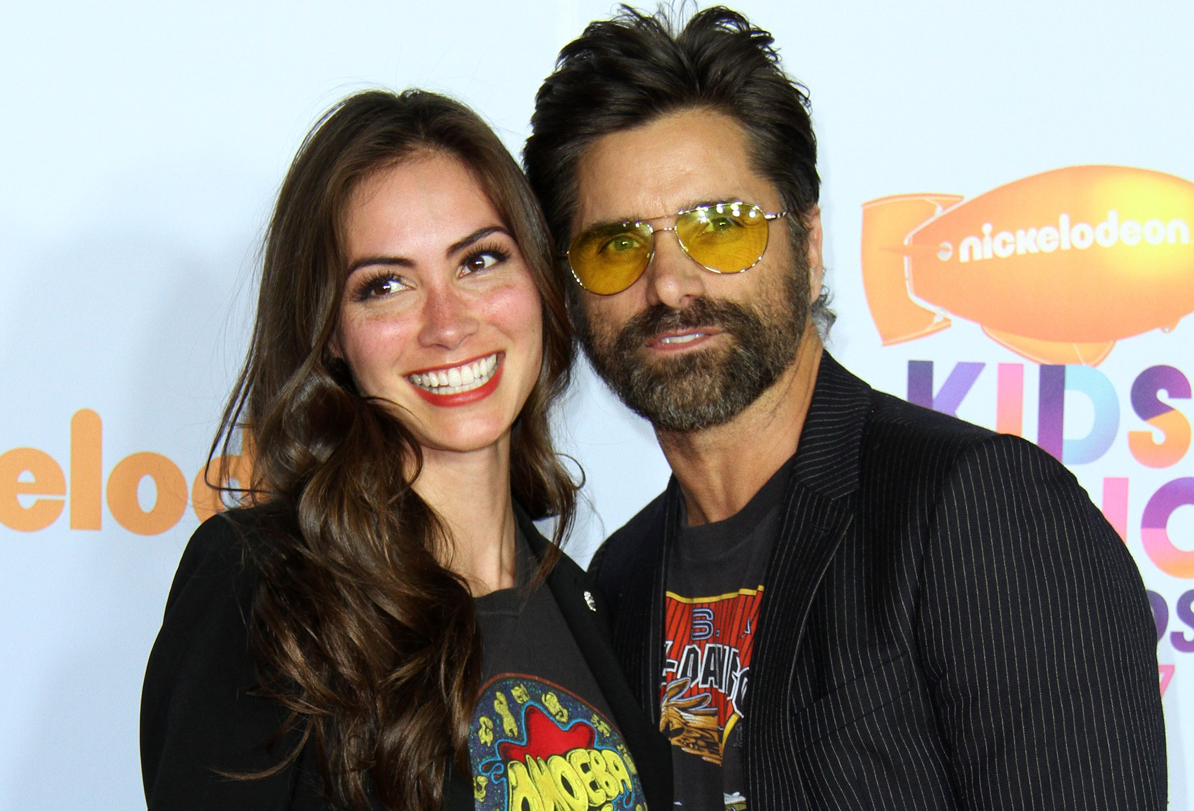 d3c8b51200b John Stamos Welcomes First Child With Wife Caitlin McHugh ...
