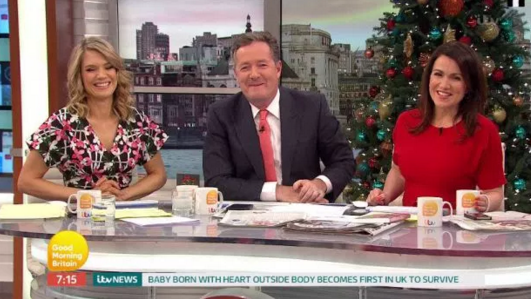 GMB's Piers Morgan launches scathing attack on the show's BBC rival