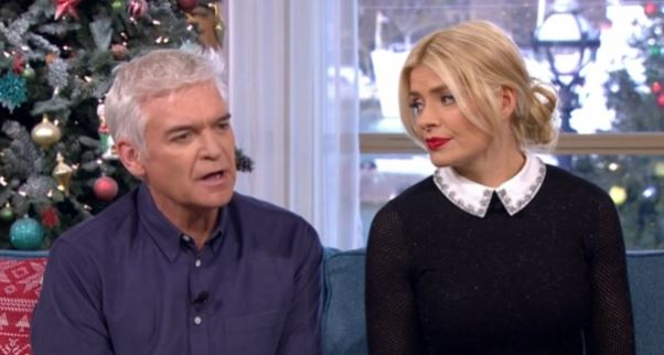 Phillip Schofield offers I'm A Celebrity star a job on This Morning