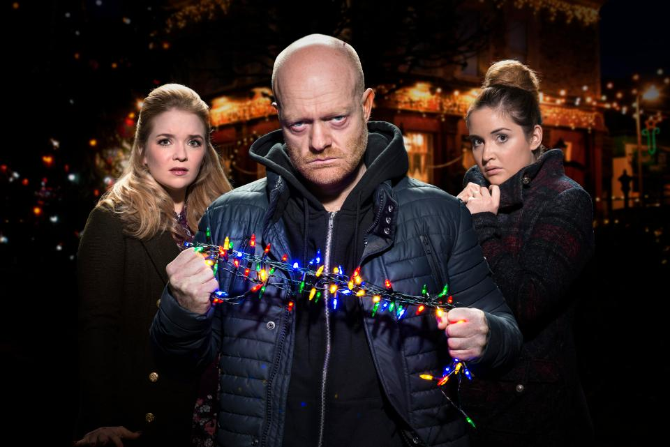 Max Branning's murderous revenge plan revealed in Eastenders
