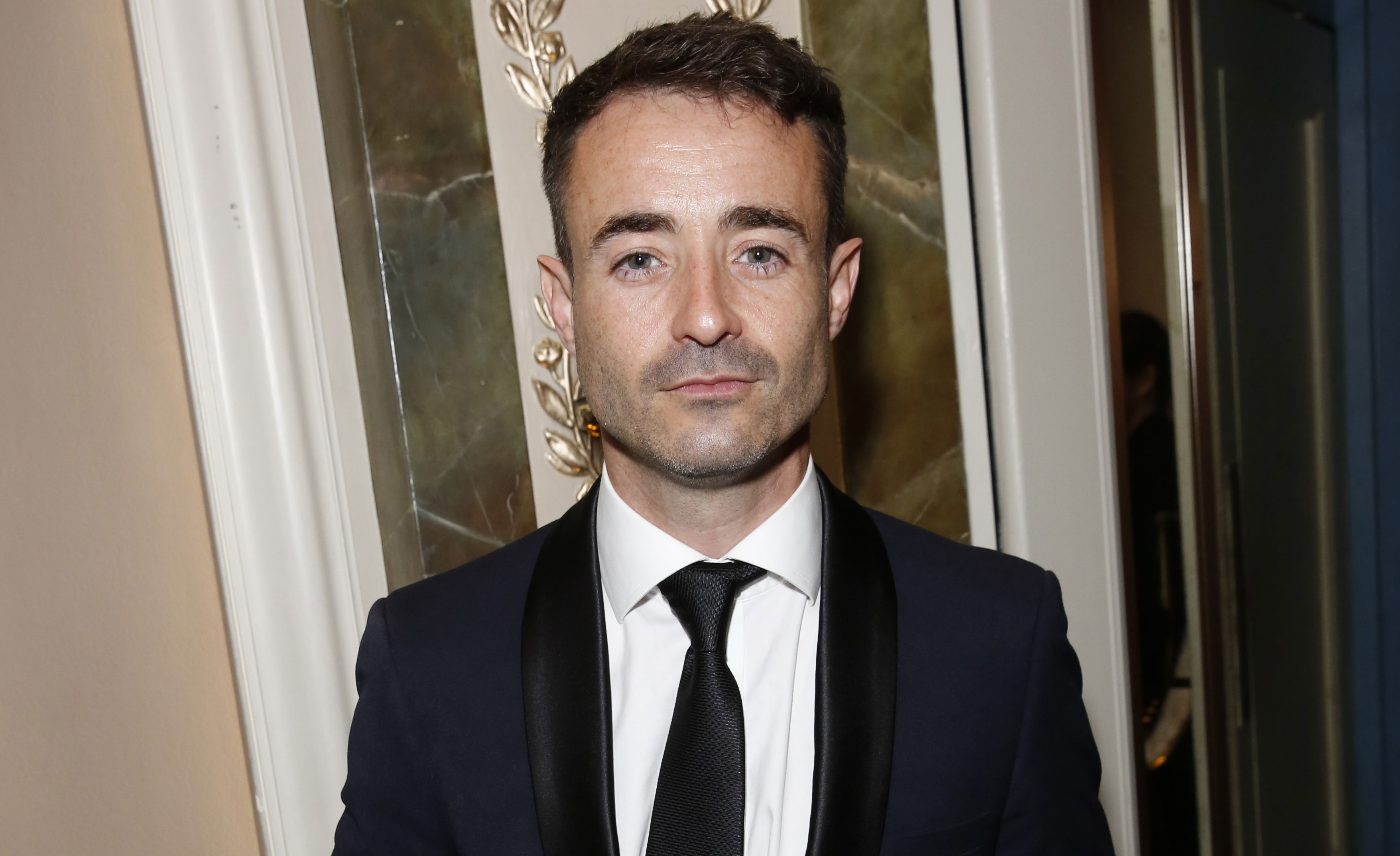 Joe McFadden wants to return to Holby - as a ghost!