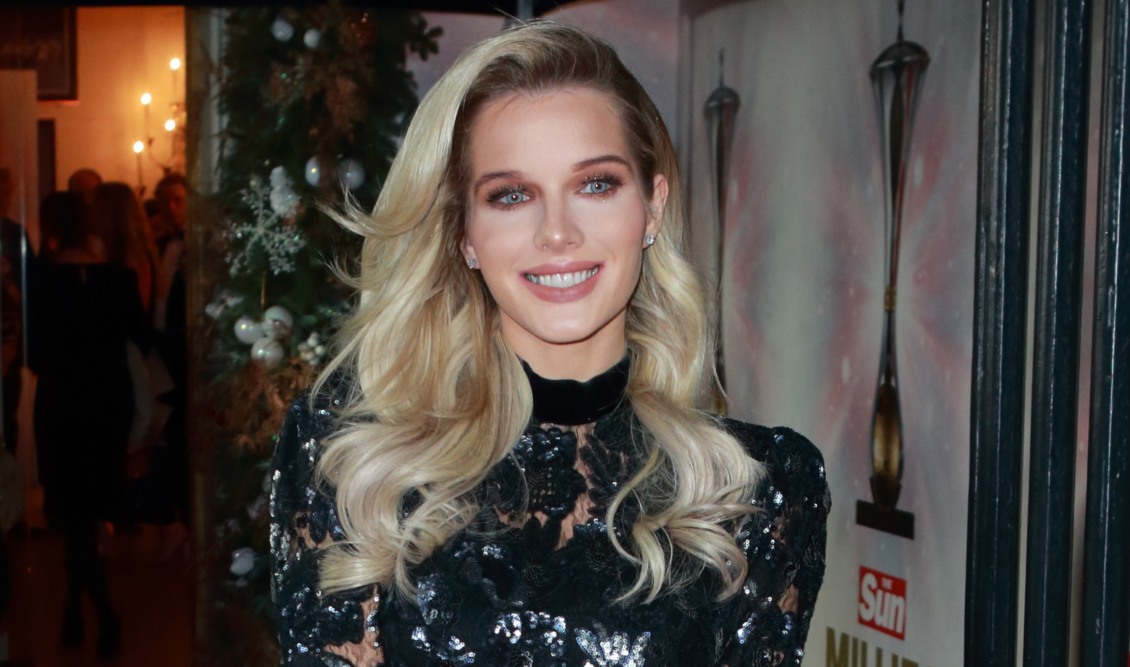 Helen Flanagan enjoys Easter break after revealing pregnancy sickness woes