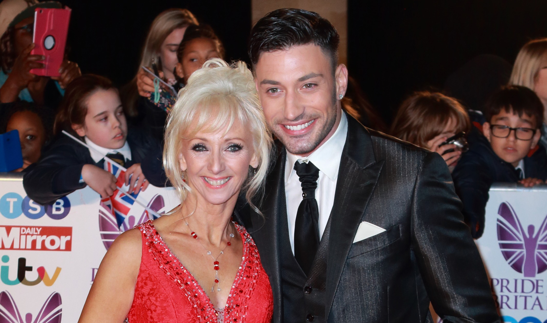 Debbie McGee shares pic to reveal who she's replaced Giovanni Pernice with