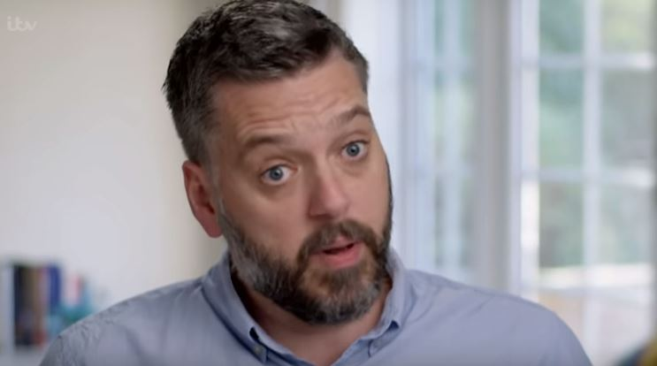 Iain Lee admits he IS upset with Jamie Lomas, Dennis Wise, Becky Vardy and Amir Khan