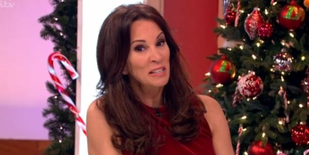 Andrea McLean's New Year's resolution fail we can ALL relate to