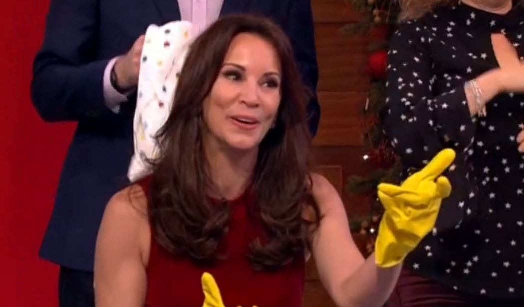 Andrea McLean exacts revenge on cheeky Loose Women guest