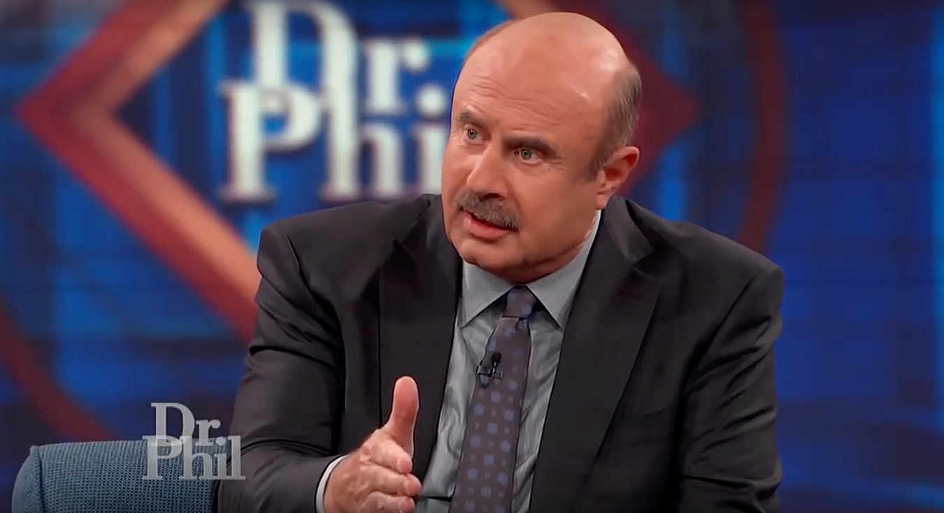 Dr  Phil Ripped by Fans for Defending Controversial YouTube