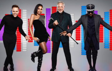 The Voice 2018 coaches (Credit: ITV)
