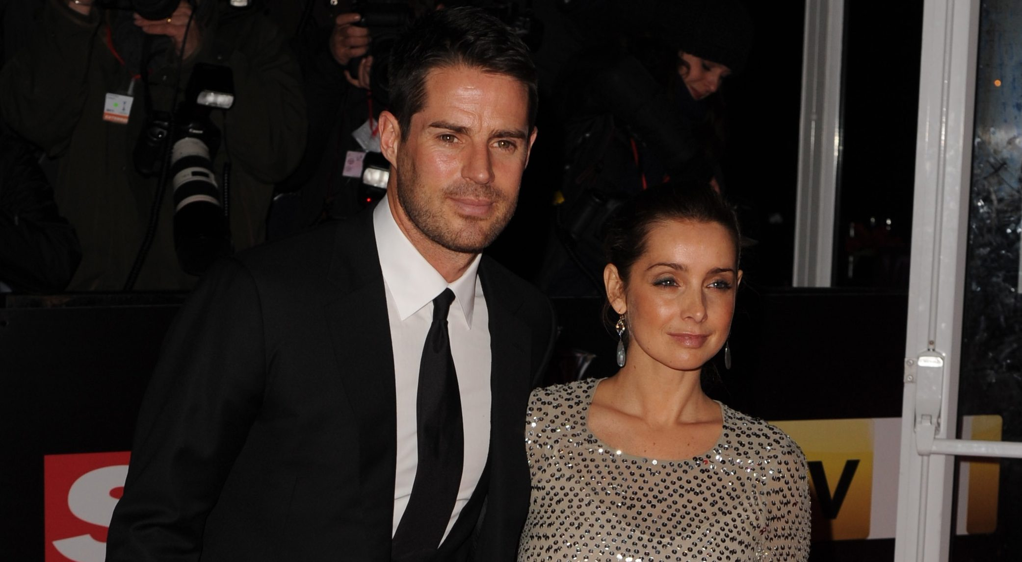 Jamie Redknapp reportedly 'unhappy at being blamed for Louise divorce'
