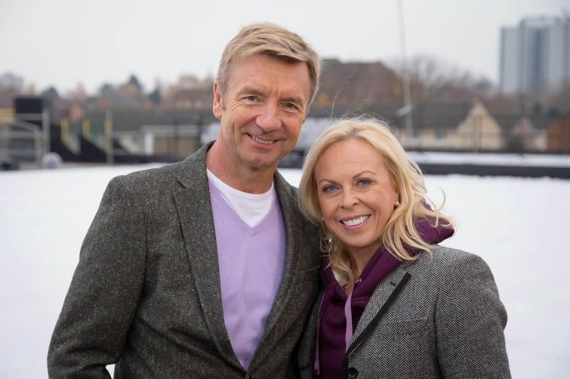 Christopher Dean delivers blow to Dancing On Ice fans