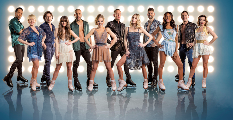 """Brooke Vincent reveals she's """"panicked and cried"""" over Dancing On Ice"""