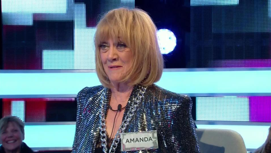 Amanda barrie CBB interview Credit: Channel 5)