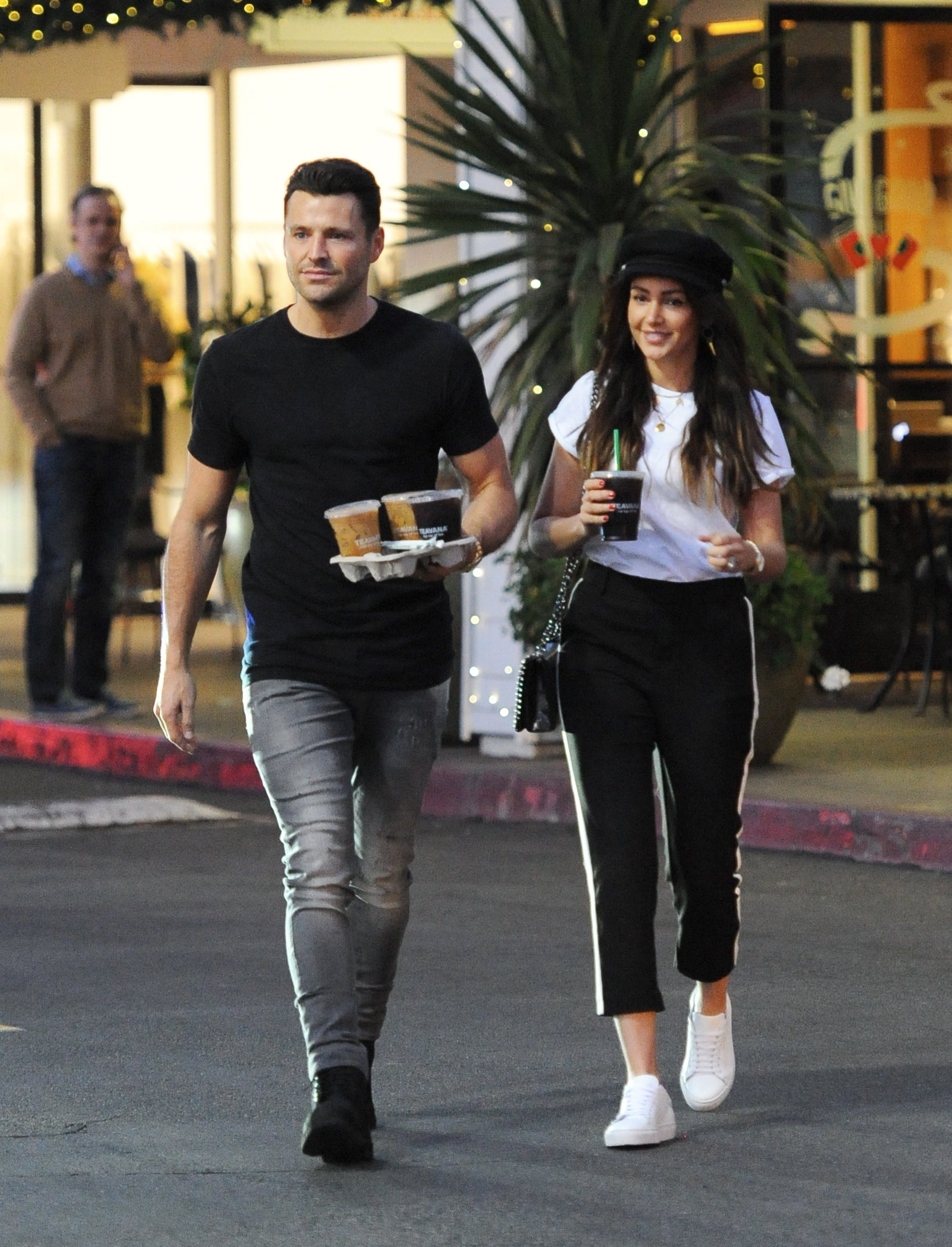 Mark Wright and Michelle Keegan reportedly looking for Hollywood home
