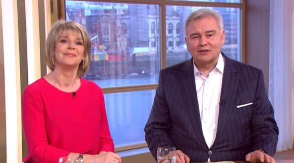 Eamonn Holmes forced to pull out of This Morning due to ill health