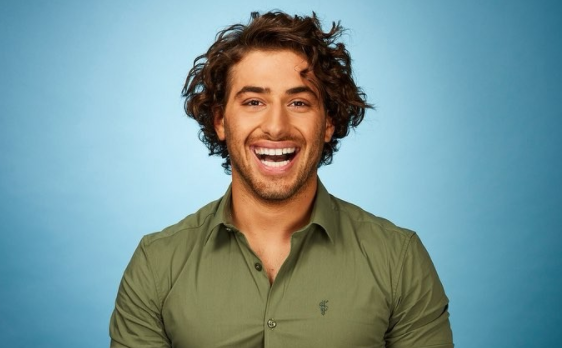Dancing on Ice star Kem Cetinay in trouble for flirting with a fellow contestant!