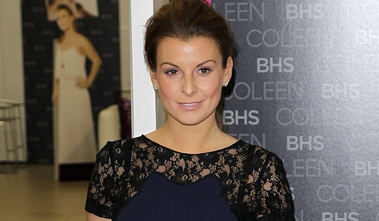 Coleen Rooney enjoys sunshine in beautiful pic with all four sons