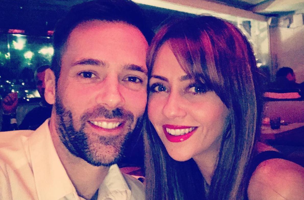 Samia Longchambon shares sweet pic of rare 'date' with husband Sylvain