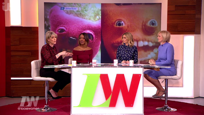 Loose Women slammed by viewers over parenting-trend 'blunder'
