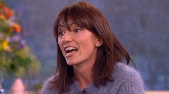 Davina McCall reveals why she's envious of Holly Willoughby