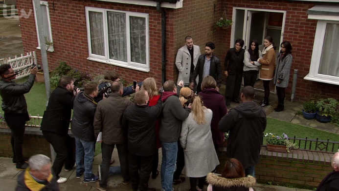 Could you be an extra on Coronation Street?