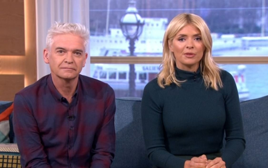Holly Willoughby stunned after guest reveals she kissed a frog and got hepatitis