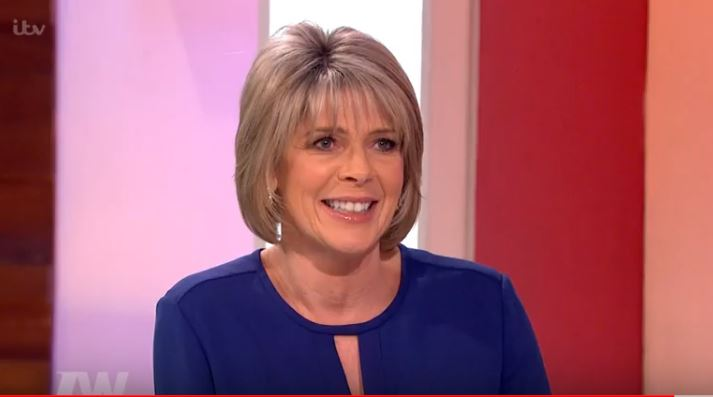 Ruth Langsford reveals new extensions after menopause thinned her hair