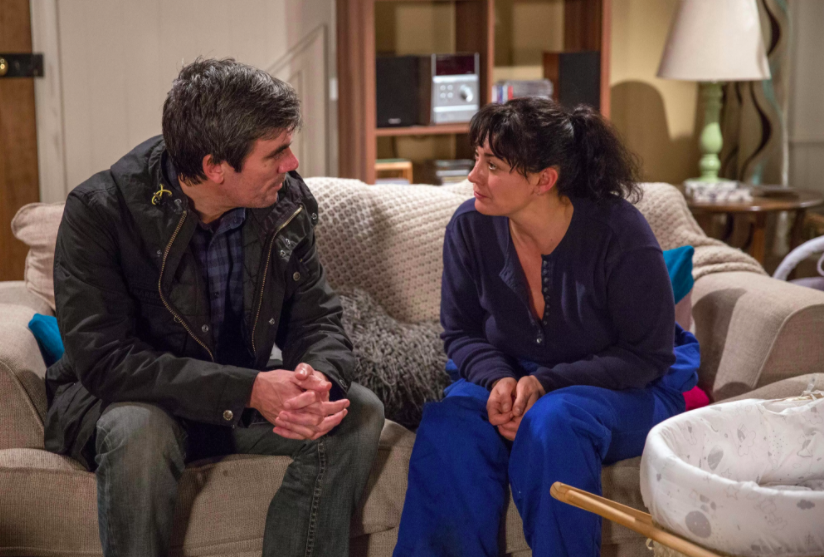 Emmerdale star Jeff Hordley confirms Cain and Moira have split for the foreseeable future