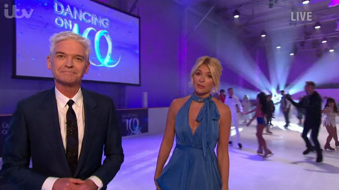Phillip Schofield makes mortifying Dancing on Ice confession
