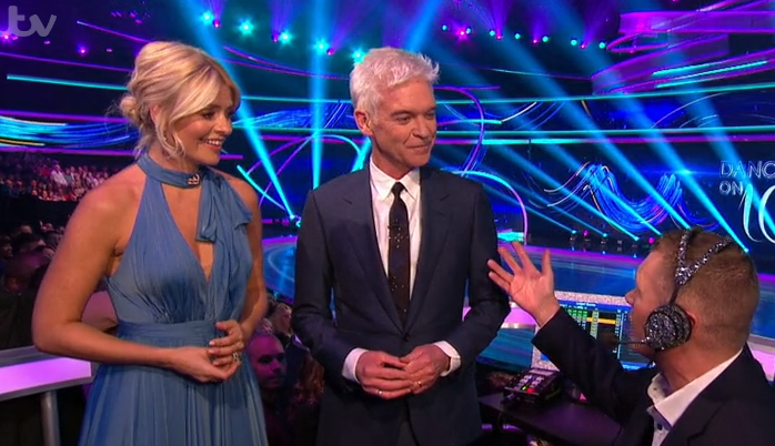 Dancing On Ice commentator breaks silence after quitting the show
