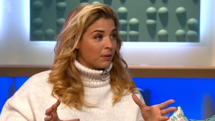 Gemma Atkinson admits feeling like Strictly partner is cheating on her