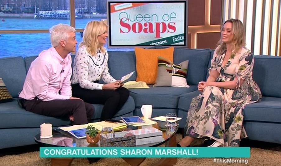 Sharon Marshall (Credit: ITV)