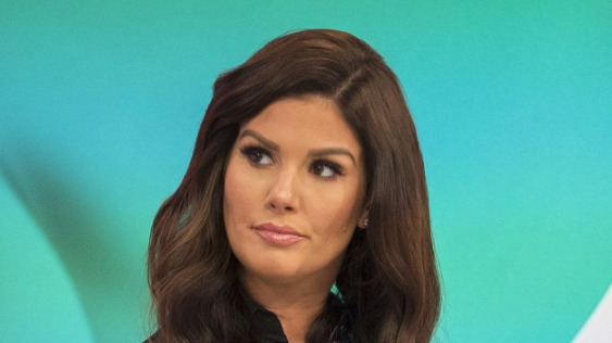 "Loose Women fans slam panellist Rebekah Vardy for being ""rude"" to Strictly guest"
