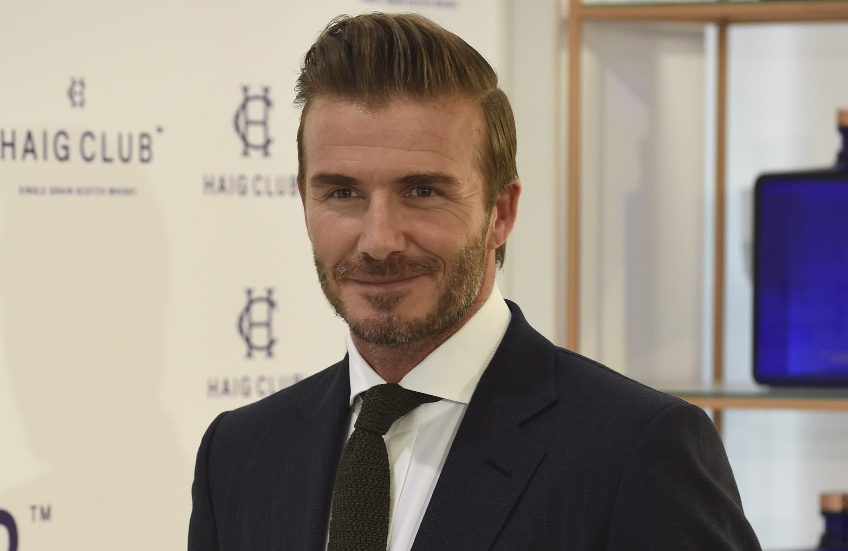 Embarrassed David Beckham cringes over extreme beauty blunder