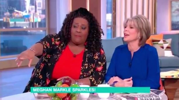 Alison Hammond left horrified as she makes a royal blunder on This Morning