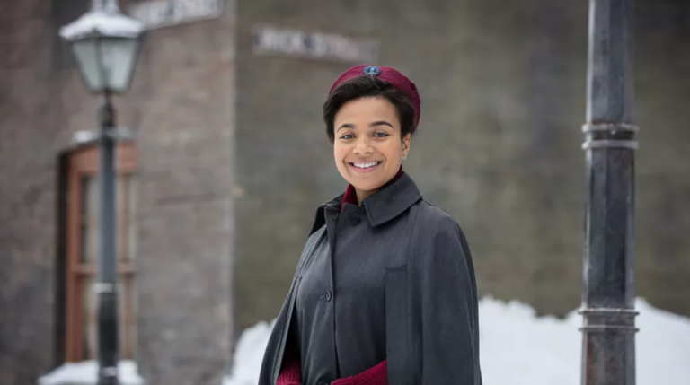 """Call The Midwife newcomer admits to finding filming """"upsetting"""""""