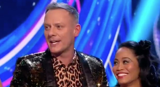 """Dancing On Ice viewers brand Antony Cotton """"rude"""" and """"disrespectful"""""""