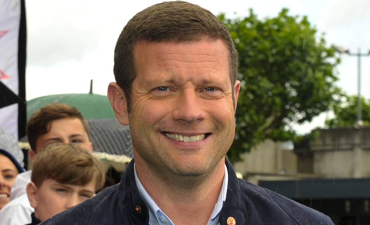 Dermot O'Leary reveals plans to crack America with new TV show