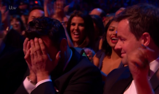 "Ant McPartlin addresses ""tough year"" as he and Dec scoop three NTAs"