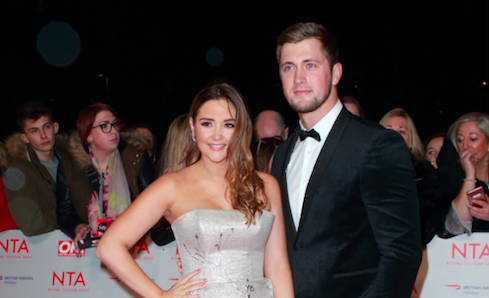 EastEnders star Jacqueline Jossa shares hilarious pic from the NTAs!