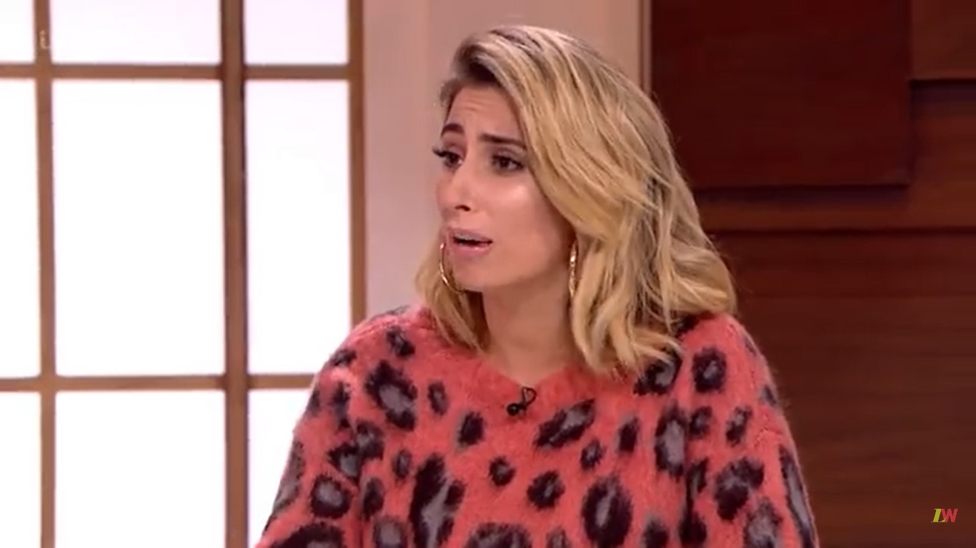 """Loose Women's Stacey Solomon says """"sometimes being a single mum makes you want to cry"""""""